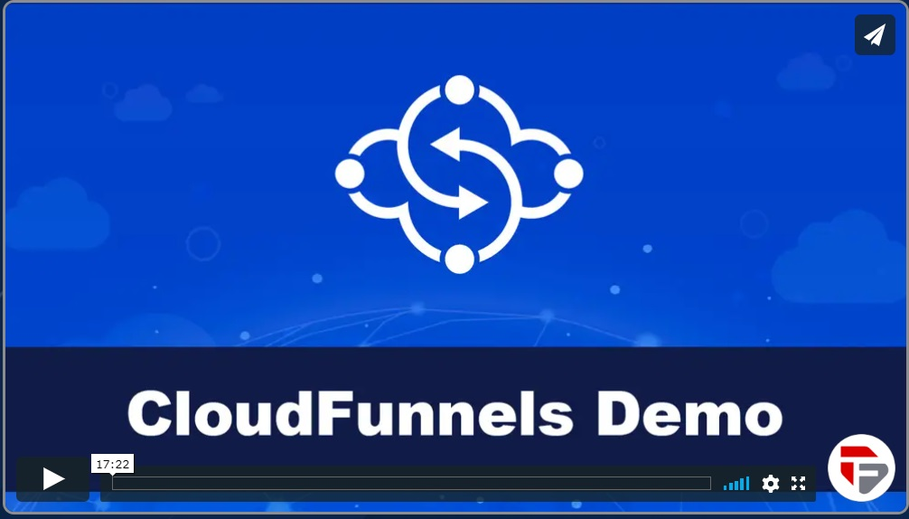 CLOUDFUNNELS DEMO VIDEO