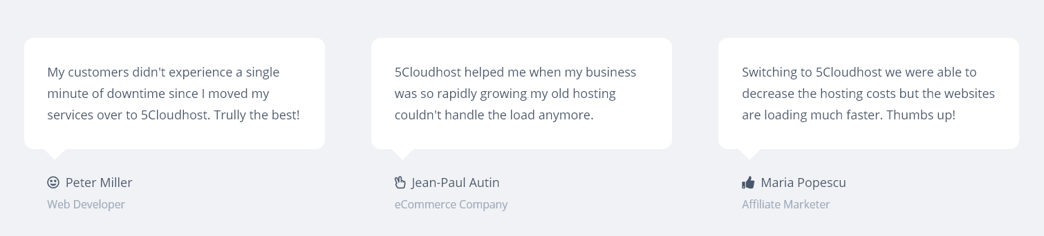 5cloudhost customer reviews