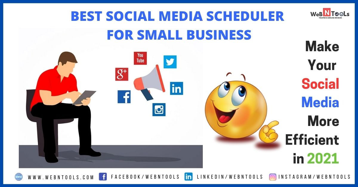 best social media scheduler for small business in 2021 usa