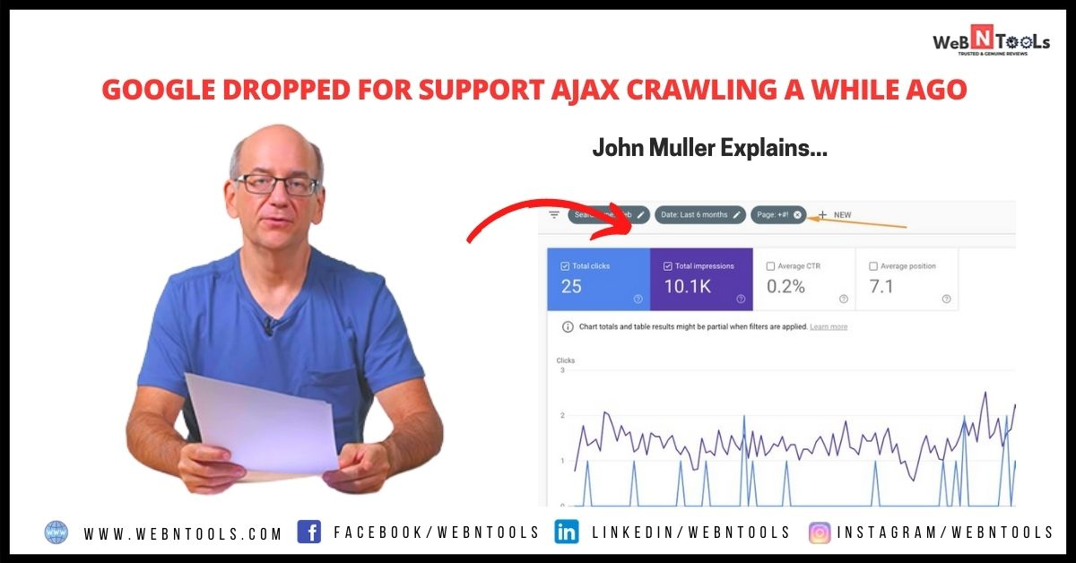 Google Dropped For Support AJAX Crawling a While Ago - John Explains