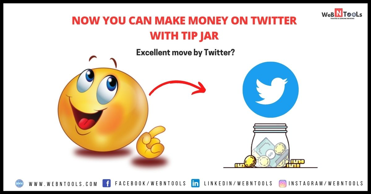 Now You Can Make Money On Twitter With Tip Jar - May 2021 Update