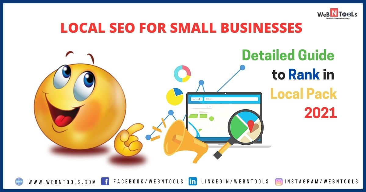 Local SEO For Small Businesses 2021 Detailed Guide