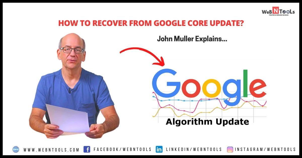 How to Recover from Google Core Update? John Muller Explains
